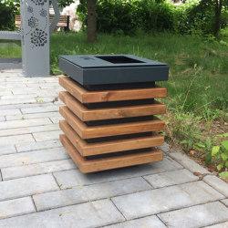 Estet | Litter bin | Waste baskets | Punto Design