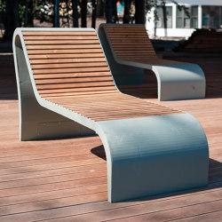 Fly | Sun lounger | Bains de soleil | Punto Design