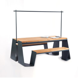 Forest | Table | Table-seat combinations | Punto Design