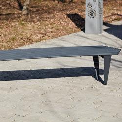 Infinity | Bench | Benches | Punto Design