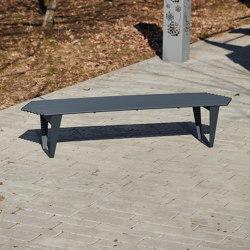 Infinity | Bench | Sitzbänke | Punto Design
