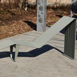 Infinity | Sun lounger | Bains de soleil | Punto Design