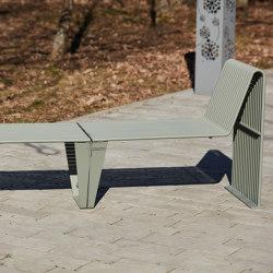Infinity | Bench | Bancos | Punto Design