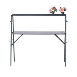 Monobar | Bar table (with a top shelf) | Stehtische | Punto Design