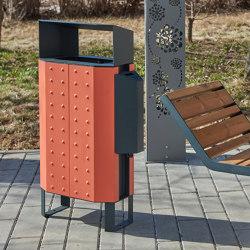 Puzzle | Litter bin | Waste baskets | Punto Design