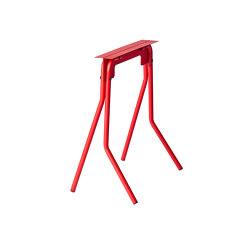 Quatro | Table support (2 pieces) | Caballetes de mesa | Punto Design