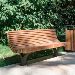 REF | Bench | Bancos | Punto Design