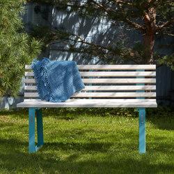 Summer | Bench | Bancos | Punto Design