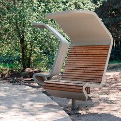 Techno | Bench (swivel) | Bancos | Punto Design
