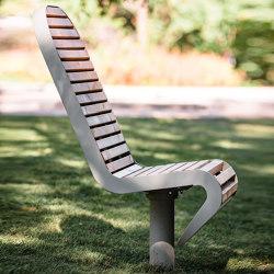 Techno | Bench (swivel) | Stühle | Punto Design