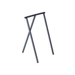 Trio | Table support (2 pieces) | Trestles | Punto Design