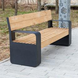 Urban | Bench | Benches | Punto Design