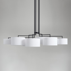 Noon 7 | Lámparas de suspensión | Zeitraum