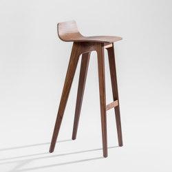 Morph Bar Wooden seat | Tabourets de bar | Zeitraum