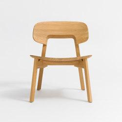 Nonoto Lounge Wooden seat | Poltrone | Zeitraum
