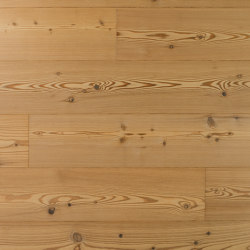 FLOORs Softwood Larch aged natura naturelle | Wood flooring | Admonter Holzindustrie AG