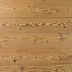 FLOORs Softwood Larchaged natura naturelle | Wood flooring | Admonter Holzindustrie AG