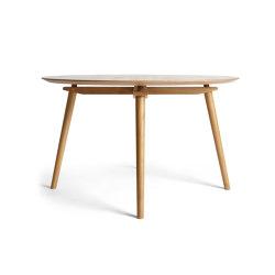 CC Dining Table 130 cm, Natural Oak | Dining tables | Rex Kralj