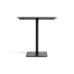 Ena Table 7070, Black | Bistro tables | Rex Kralj