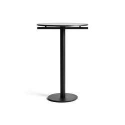 Ena Table D50, Black | Tables de bistrot | Rex Kralj