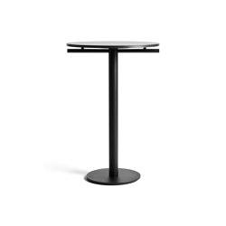 Ena Table D50, Black | Bistro tables | Rex Kralj