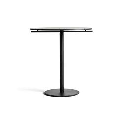 Ena Table D70, Black | Bistro tables | Rex Kralj