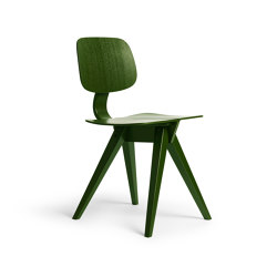 Mosquito Leaf Green Oak | Chairs | Rex Kralj