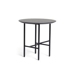 SQ Side Table, Black Oak | Tavolini alti | Rex Kralj