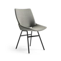Shell Chair Textile Full | Stühle | Rex Kralj