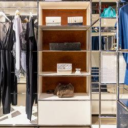 USM Haller E | Pure White | Cabinets | USM