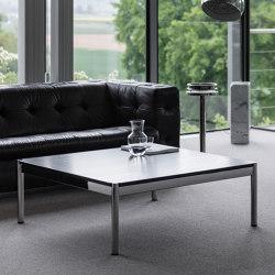 USM Haller Low Table   Eiche Schwarz   Coffee tables   USM