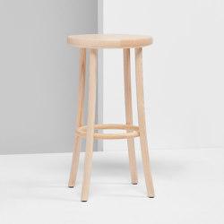 Zampa counter stool | MC18 | Barhocker | Mattiazzi
