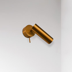 Ferus 20 Brass | Wall lights | BRIGHT SPECIAL LIGHTING S.A.