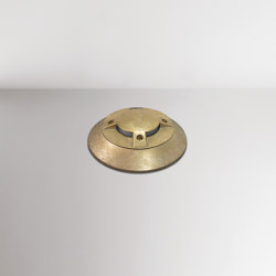 Nepa Steps Out LED Brass | Outdoor floor-mounted lights | BRIGHT SPECIAL LIGHTING S.A.