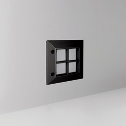 Nexus Cross | Lampade outdoor incasso parete | BRIGHT SPECIAL LIGHTING S.A.
