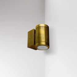 Teres 1 Brass | Outdoor wall lights | BRIGHT SPECIAL LIGHTING S.A.
