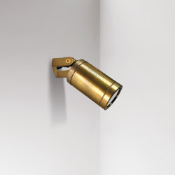 Teres 1 Out New Brass | Outdoor wall lights | BRIGHT SPECIAL LIGHTING S.A.