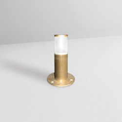 Teres 5 Small Brass | Bornes lumineuses | BRIGHT SPECIAL LIGHTING S.A.