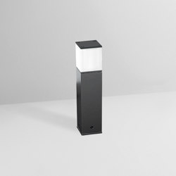 Teres M5 Smooth Square Small | Bollard lights | BRIGHT SPECIAL LIGHTING S.A.