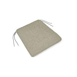August Cushion Compact Chiar Green   Seat cushions   Serax