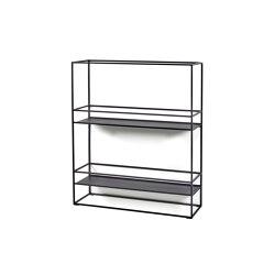 Display Shelf M Black | Shelving | Serax