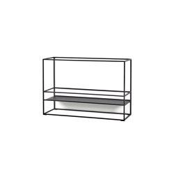 Display Shelf S Black | Shelving | Serax