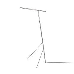Mattia Floorlamp Steel / Brass | Free-standing lights | Serax
