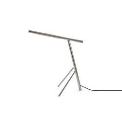 Mattia Table Lamp Steel / Brass | Table lights | Serax