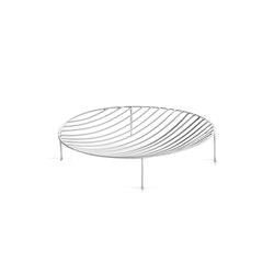 Metal Basket White Nana | Seat cushions | Serax