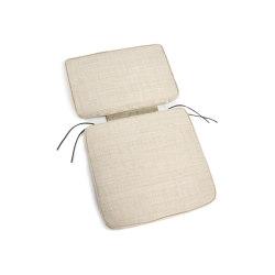 Metal Cushion Beige Commira | Seat cushions | Serax