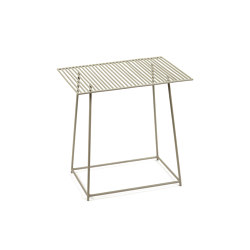 Metal Side Table Grey Filippo | Side tables | Serax