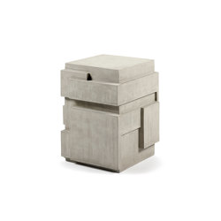 Pawn Side Table Concrete | Side tables | Serax