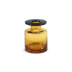 Wind & Fire Vase Amber / Black | Vases | Serax