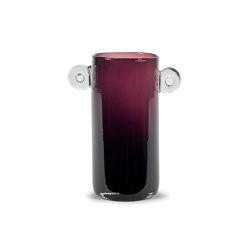 Wind & Fire Vase Aubergine | Vases | Serax